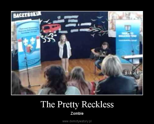 The Pretty Reckless – Zombie