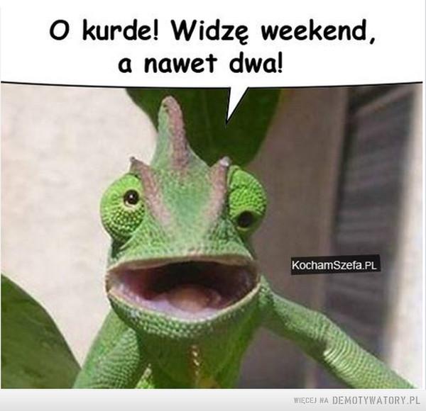 Weekend! –