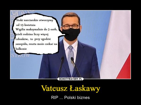 Vateusz Łaskawy