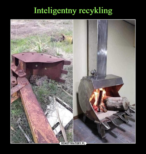 Inteligentny recykling